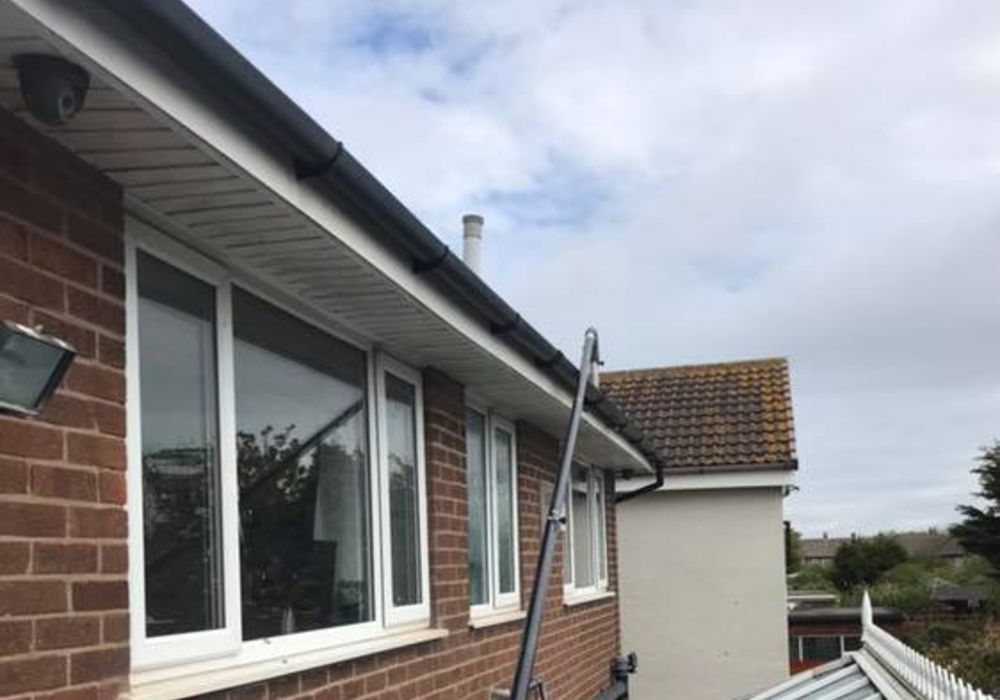 Gutter cleaning company Lancashire