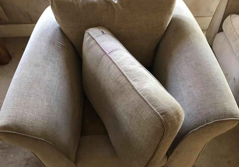 Upholstery cleaning Fleetwood, Lancashire