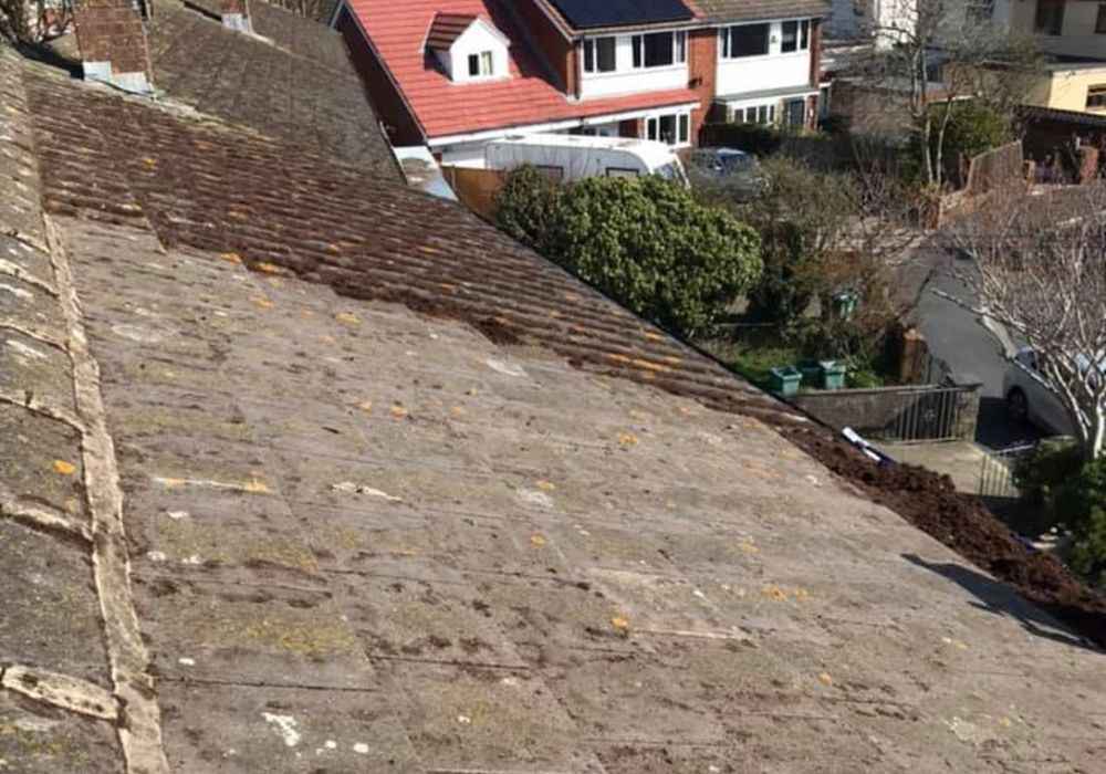 Roof cleaning company Lancashire